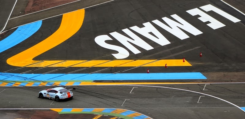 Le Mans...Only Ten Days Away!!
