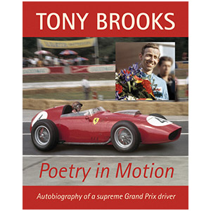 Tony Brooks – Poetry in Motion