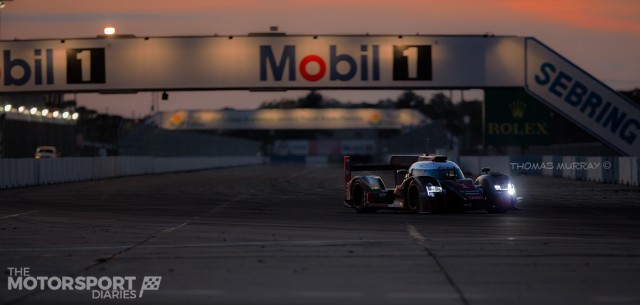 2015 Audi R18 e-tron quattro Breaks Cover at Sebring Test