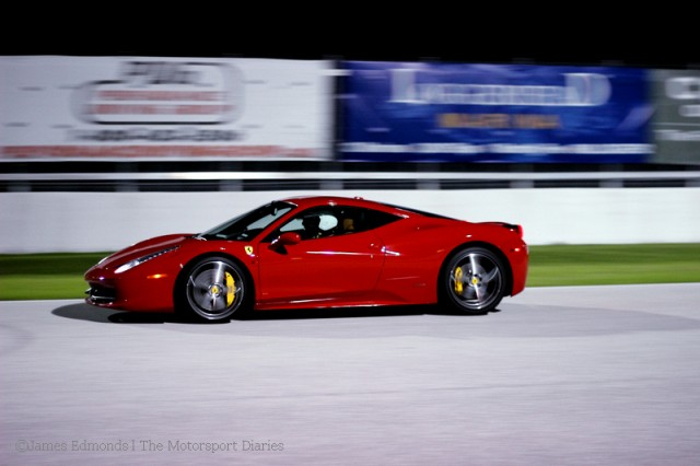 Ferrari Maserati of Palm Beach track night at PBIR 458