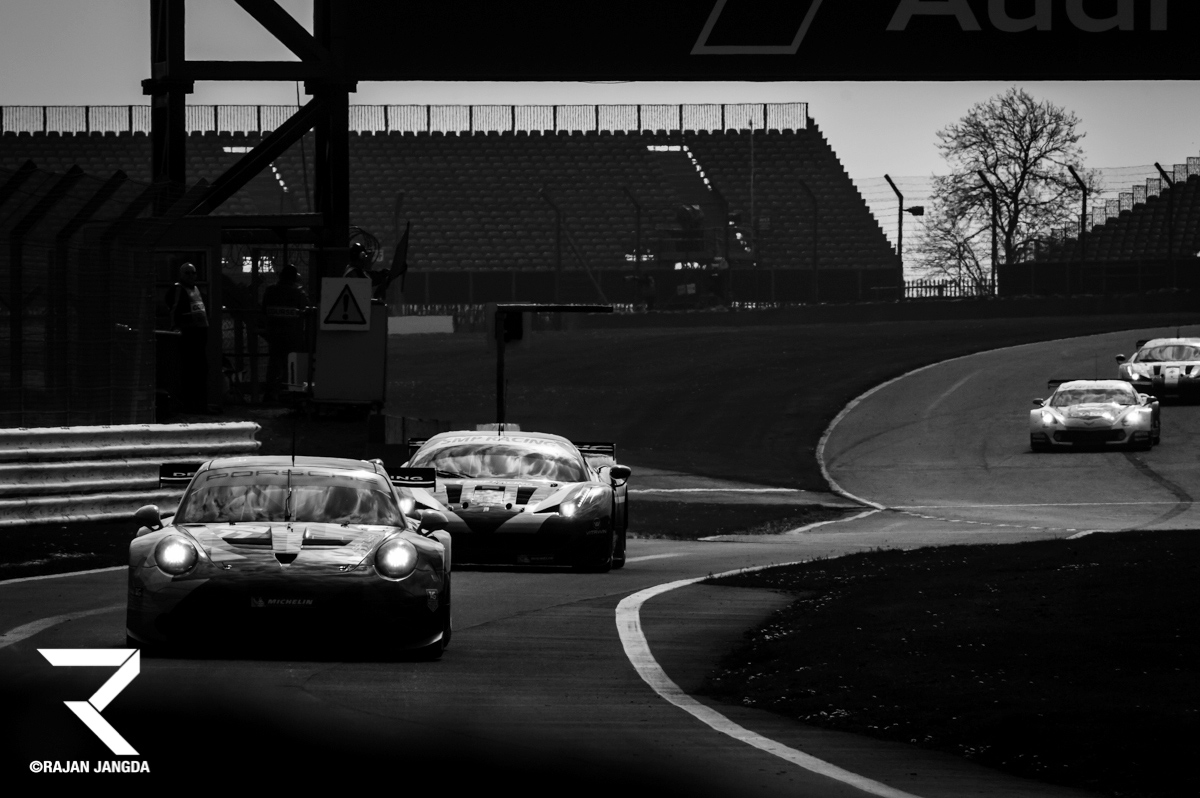 Silverstone 6 Hrs WEC Tourist Trophy Race