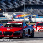 Daytona Rolex 24 2015 Audi R8 Pace Car Thomas Murray