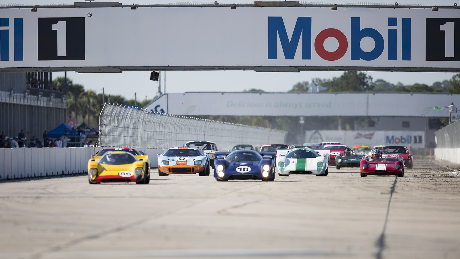 Classic 12 Hour at Sebring – Pistons and Props | The Motorsport ...